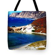 Coastal Vista  Tote Bag