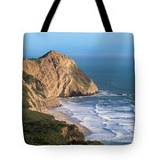 Coastline At Point Reyes National Sea Tote Bag