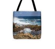 Coastline Surge Tote Bag
