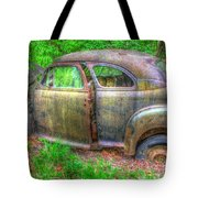 Coat Of Different Colors- Auto Personalities #3 Tote Bag