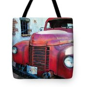 Coat Of Many Colors Tote Bag