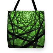Coaxial Jungle Tote Bag