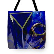 Cobalt Therapy Tote Bag