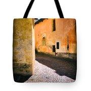 Cobbled Street Tote Bag