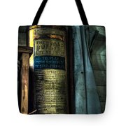 Cobblers Fire Extinguisher Tote Bag