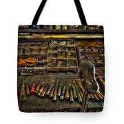 Cobblers Tools Tote Bag