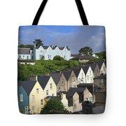 Cobh Town Houses Tote Bag