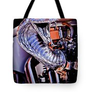 Cobra Breath Tote Bag