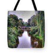 Swamp City Tote Bag