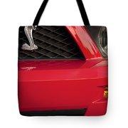 Cobra Grille Emblem Tote Bag