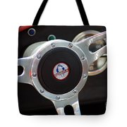Cobra Steering Wheel Tote Bag