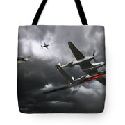Cobra Strike Tote Bag