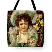 Coca Cola 5 Cents Tote Bag