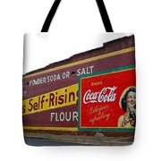 Coca Cola Advertisement Tote Bag