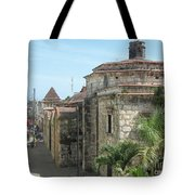 Coca Cola And The Catedral Number Two Tote Bag