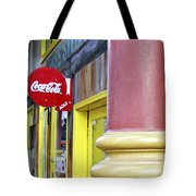 Coca Cola In St. Louis Tote Bag