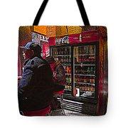 Coca Cola Lunch Tote Bag