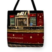 Coca Cola Refreshment Stand Tote Bag