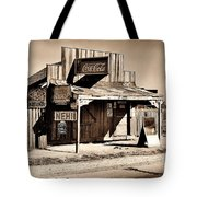 Coca Cola Shack Tote Bag