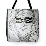 Cochin Portrait Tote Bag