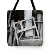 Beauty In Scrap Tote Bag