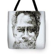 Urban Art Of Cochin Tote Bag