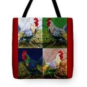 Cock 2 Tote Bag