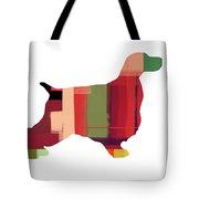 Cocker Spaniel 2 Tote Bag by Naxart Studio