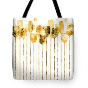 Cocktail Hour 4 Tote Bag