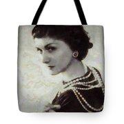 Coco Chanel Tote Bag