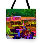 Coco Frio Tote Bag