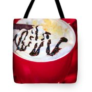 Cocoa Java Coconut Bliss Tote Bag