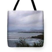 Coconut Coast Shoreline Tote Bag