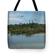 Coconut Island Tote Bag