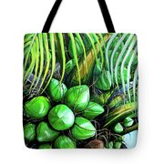 Coconut Tree   Sold Tote Bag