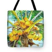 Coconut Series II Tote Bag