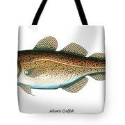 Codfish Tote Bag
