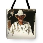 Cody Cowboy 2 Tote Bag