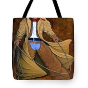 Cody Tote Bag by Lance Headlee