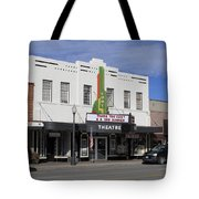 Cody Wyoming Theater Tote Bag