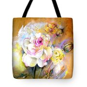 Coeur De Rose Tote Bag