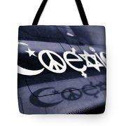 Coexist Tote Bag