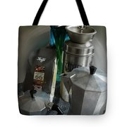 Coffe Time  Tote Bag