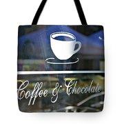 Coffee And Chocolate Tote Bag
