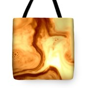 Coffee Art Tote Bag by Riad Belhimer