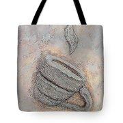 Coffee Cup Detail Tote Bag