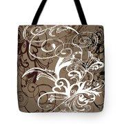 Coffee Flowers 1 Tote Bag