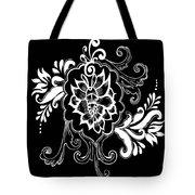 Coffee Flowers 10 Tote Bag