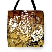 Coffee Flowers 10 Calypso Tote Bag