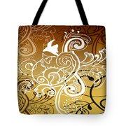 Coffee Flowers 5 Calypso Tote Bag